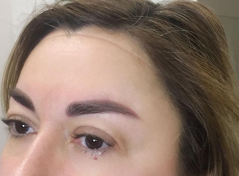 Перманентный макияж обновление